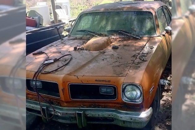 $5,500 Project Pontiac: 1974 Pontiac GTO