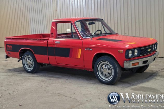Mighty Mike: 1977 Chevrolet LUV Mikado