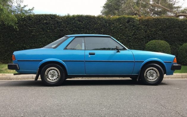1-Owner Rust-Free: 1979 Mazda 626