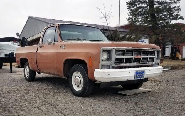 Rust-Free Wideside: 1980 GMC Sierra Short Bed