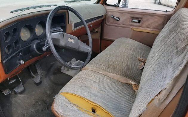 rust free wideside 1980 gmc sierra short bed rh barnfinds com 1970 GMC Sierra 1978 GMC Sierra