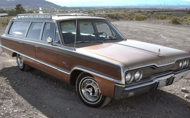 Power Wagon: 1966 Dodge Monaco Wagon