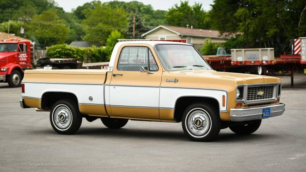 Museum Quality: 1973 Chevrolet C10 Cheyenne