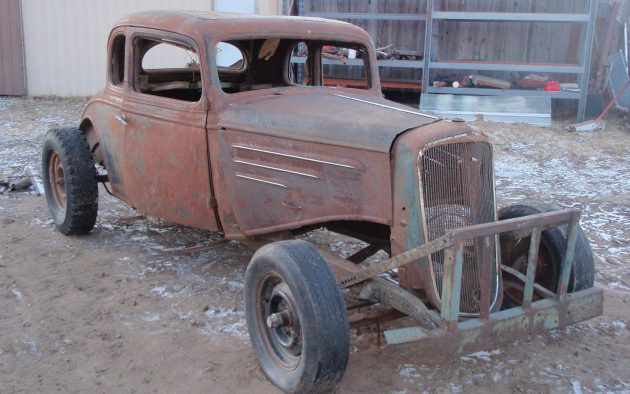 Gopher State Project! 1934 Chevrolet Coupe