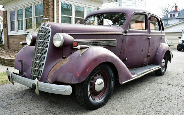 83 Year Old Survivor: 1935 REO Flying Cloud