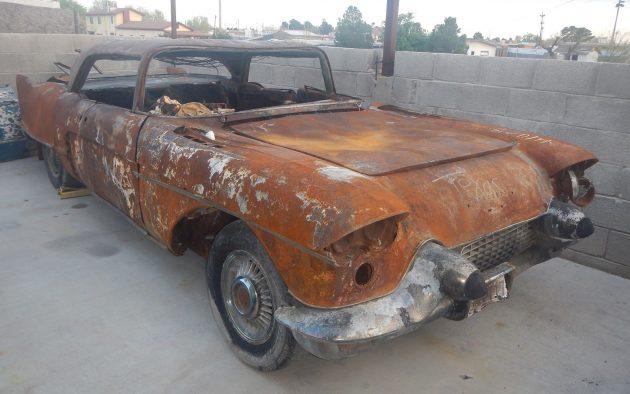Classic Cadillac For Sale >> Fire Sale: Bill Hines Custom 1958 Cadillac