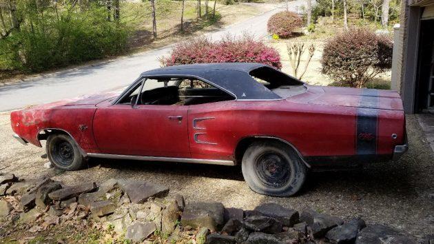 Crusty Muscle! 1968 Dodge Coronet R/T