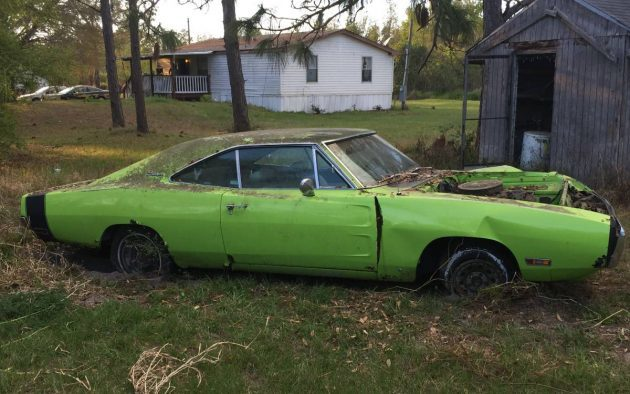 Lonely Seller Alert! 1970 Mystery Charger Only $1