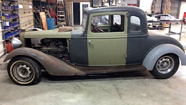 Hot Rod and Roll: 1933 Essex Terraplane