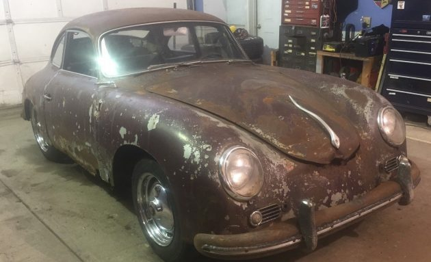 No Reserve: 1957 Porsche 356 Coupe