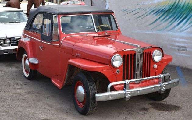 Jeepster For Sale Barn Finds