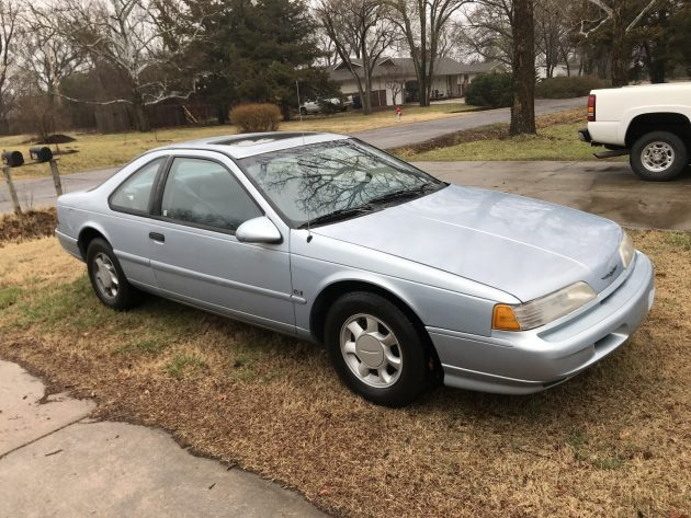 Low Miles 1993 Ford Thunderbird (Autotrader)