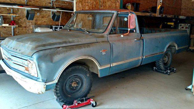 Desert Survivor: 1967 Chevrolet C10