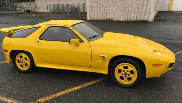 The '80s Called: Custom Porsche 928