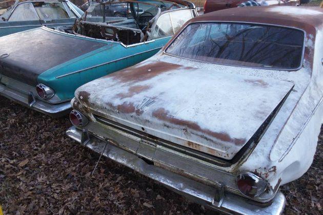 Bargain Pacesetting Trio Of 1963 Chrysler 300s