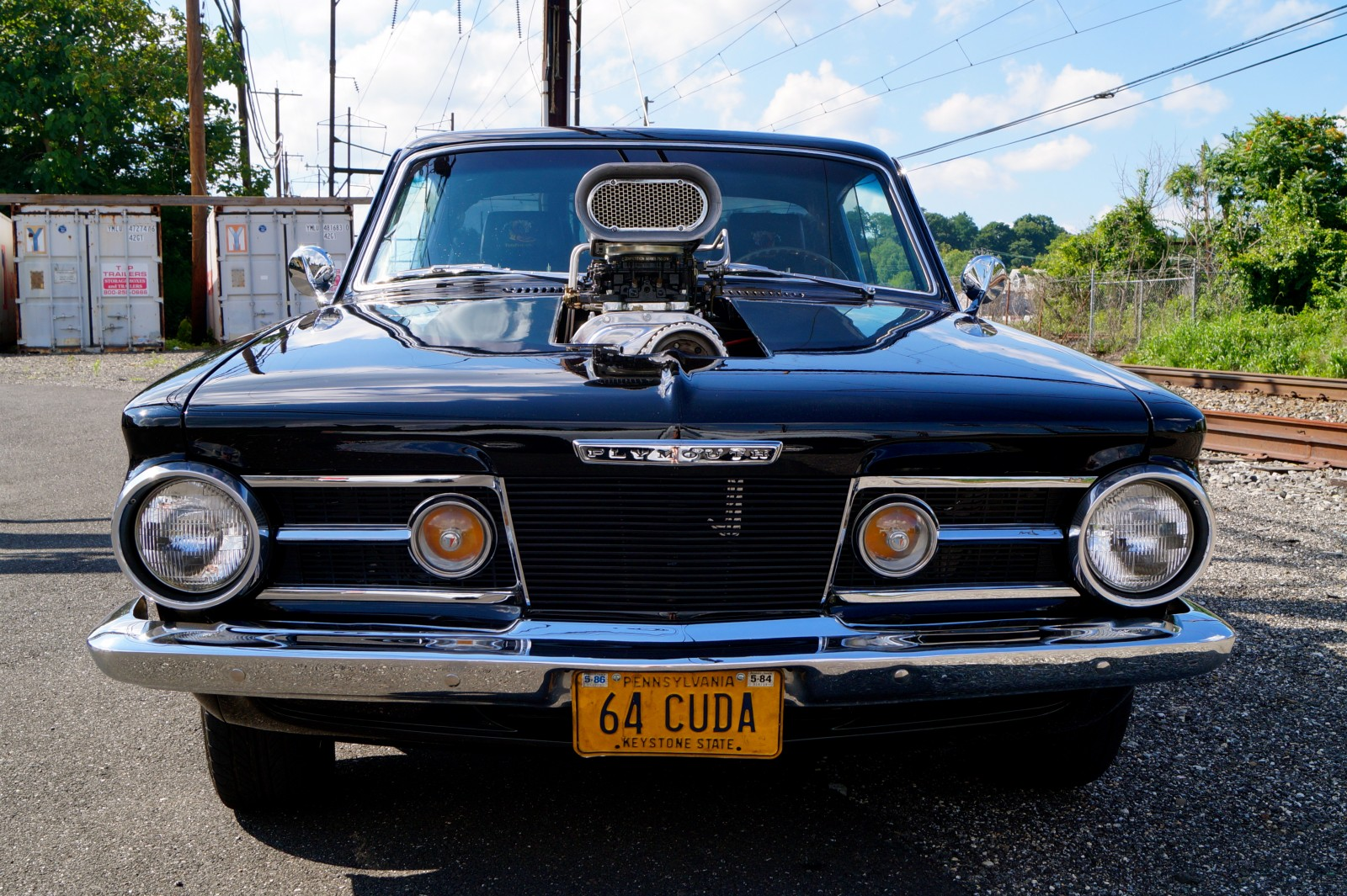 Mistaken Identity: 1965 Plymouth Barracuda