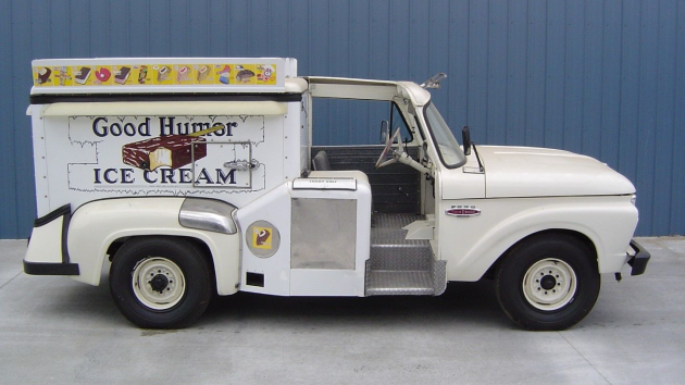 1966 Good Humor Truck Survivor!
