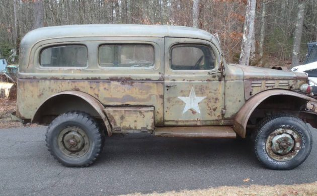 After Almost 80 Years 1942 Dodge Carryall Is Carrying On