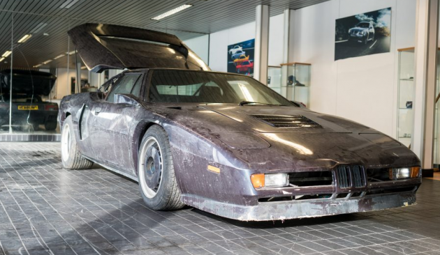 BMW M1 For Sale >> Street Parked: Former BMW-Autogas M1 Racer