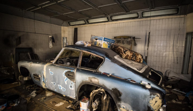Belgian Barn Find: Michelotti-Bodied XK140 and More