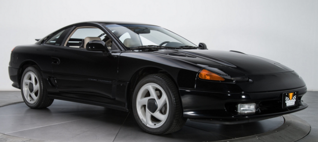 34K Mile Survivor: '92 Dodge Stealth R/T Twin Turbo
