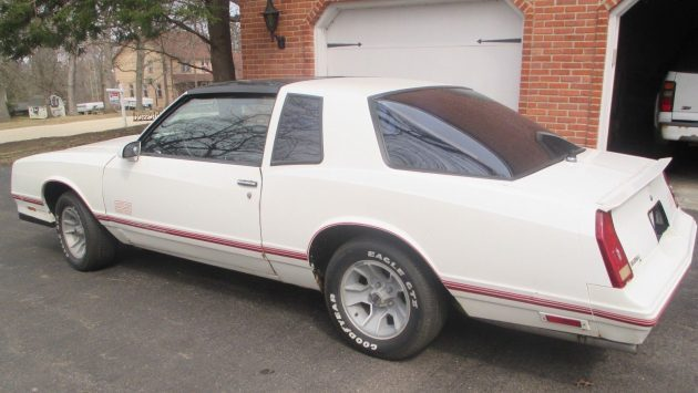 Original Owner Sale: '87 Chevy Monte Carlo Aerocoupe