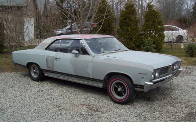 Canada's Chevelle SS: 1967 Pontiac Beaumont SD396