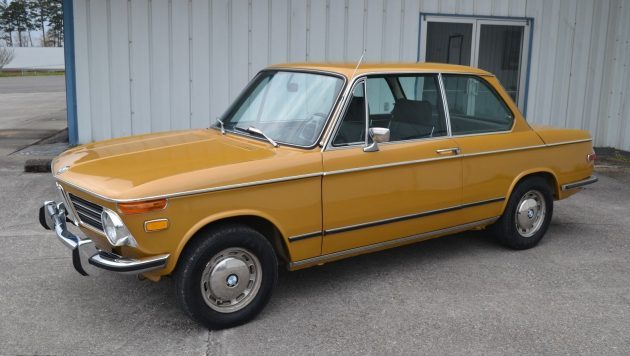 One Owner Tii: 1972 BMW 2002