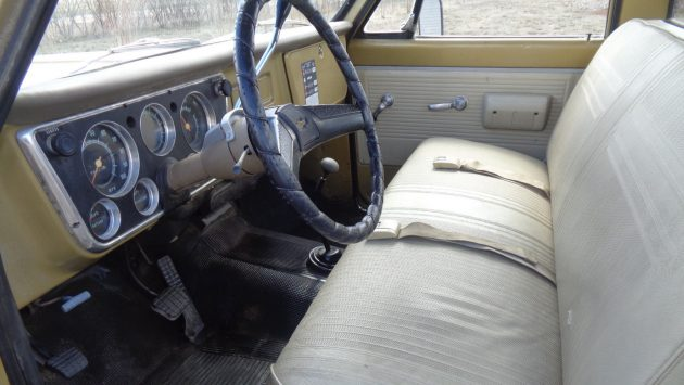 1970 chevy c10 interior