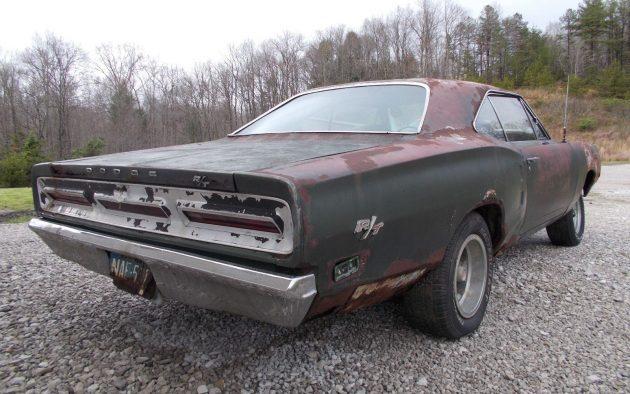 Mopar Muscle 1969 Dodge Coronet R T Project