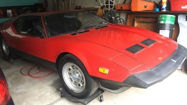 Euro-Spec GTS: 1979 DeTomaso Pantera