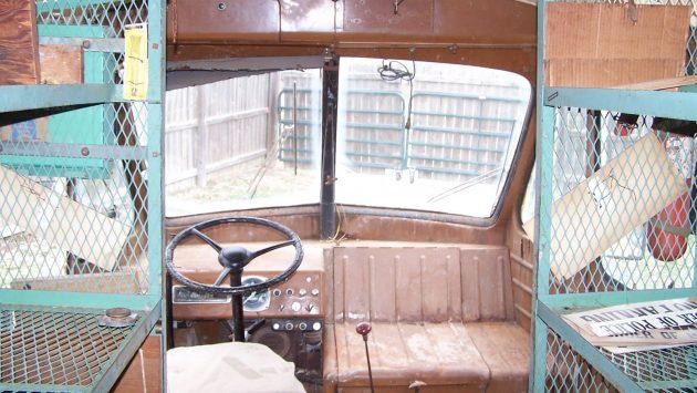 divco alternative  1949 dodge route van