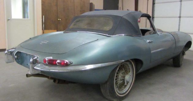 12k In Miles >> Claimed 12k Miles 1966 Jaguar E Type