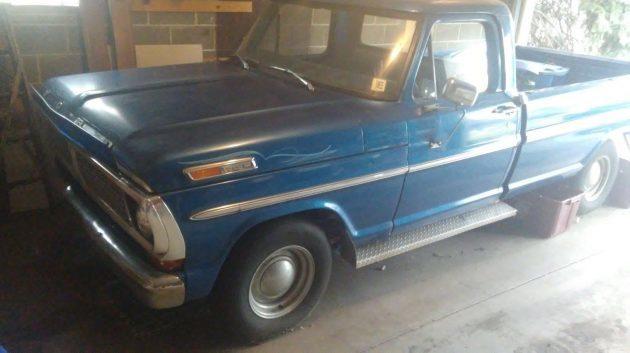 Colorado Garage Find: 1970 Ford F100