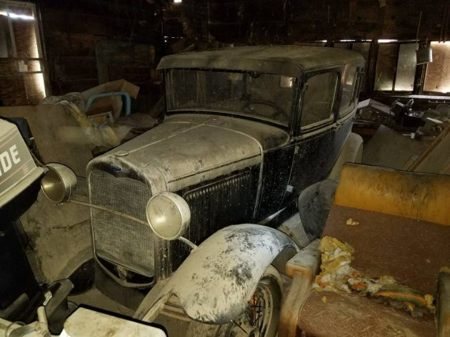 Never Restored? 1930 Ford Model A