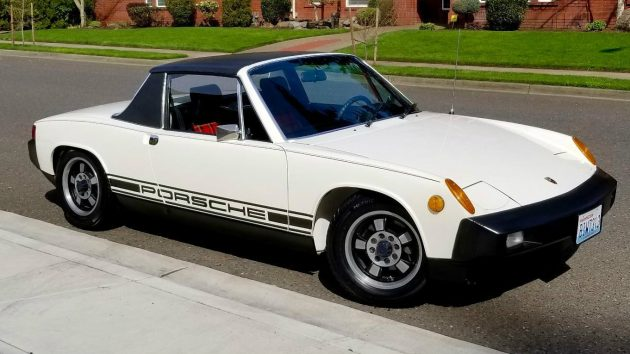 One Of The Best? 1975 Porsche 914