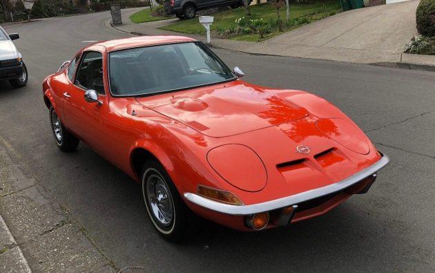 1980 Corvette For Sale >> Corvette Alternative: 1972 Opel GT