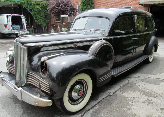 Holy Roller: 1942 Packard Henney Hearse