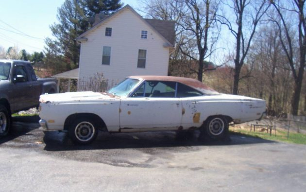 Ill Effects: 1969 Plymouth Road Runner Project