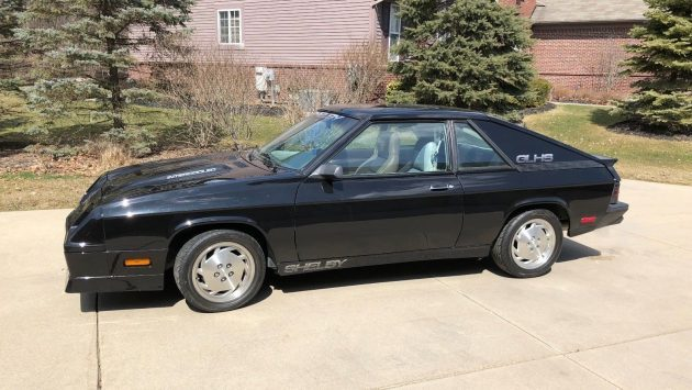 Hello, Old Friend: 1987 Shelby Charger Revisited
