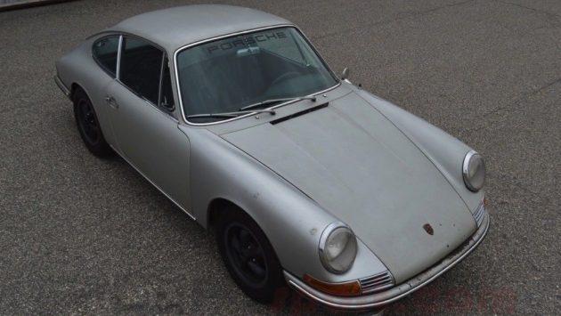 Brumos Serviced: 1966 Porsche 911