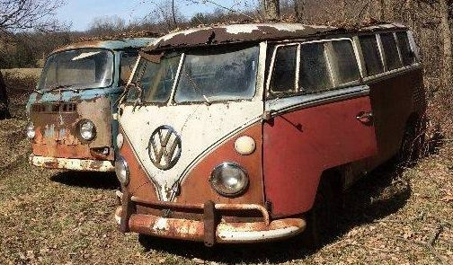 Barn Find Auction 4/21: No Reserve Sales!