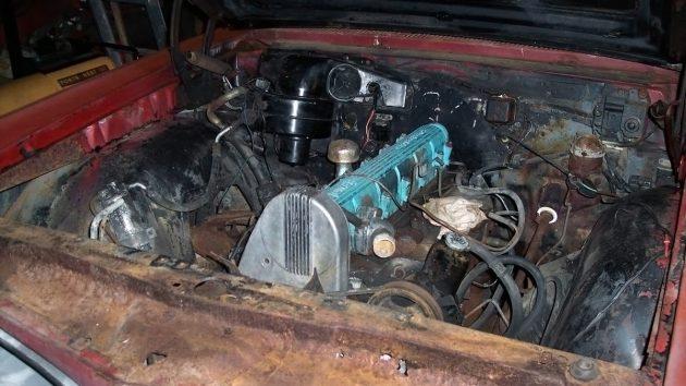 1966 67 CARB KIT PONTIAC OHC SIX CYLINDER ENGINE W//4 BARREL QJET NEW