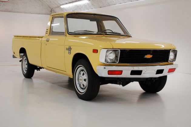 Mind-Blowing 67-Mile 1980 Chevrolet LUV!