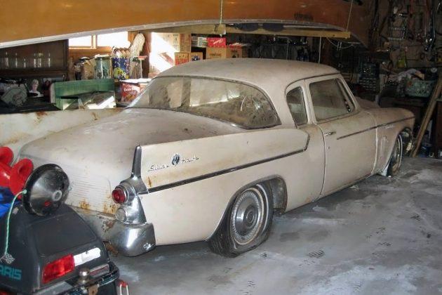 Original Owner! 1959 Studebaker Silver Hawk