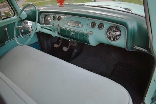 The 100 Million Dollar Look 1955 Plymouth Savoy