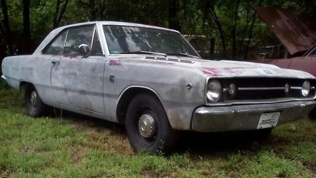 Rust-Free 340 4-Speed! 1968 Dodge Dart GTS
