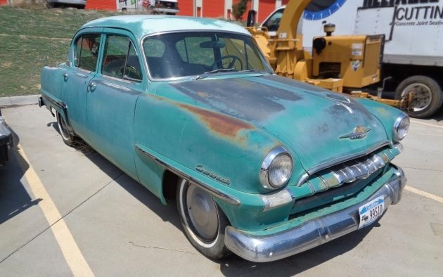 $999 With Free Patina! 1953 Plymouth Cranbrook