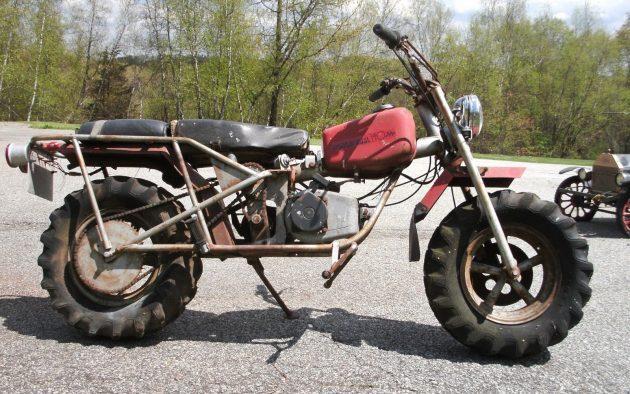 One-Wheel-Drive: 1971 Rokon RT-140