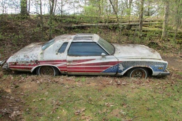 Craigslist Com Phoenix >> $1,200 Project: 1975 Buick Century Free Spirit